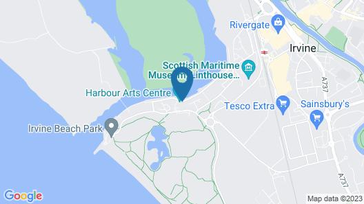 Marina View Map
