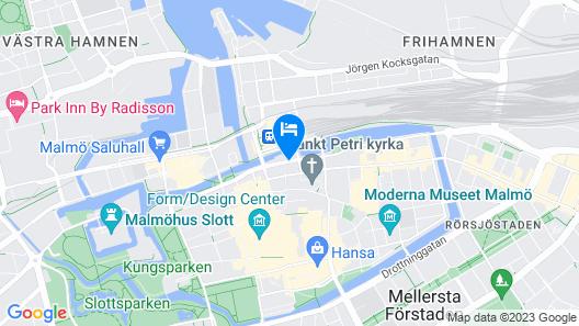 Moment Hotels Map