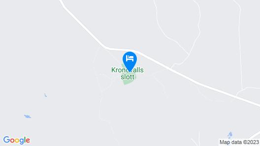 Kronovalls vinslott Map