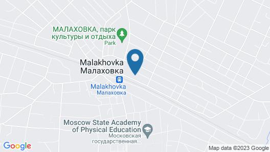 Malahovsky Ochag Hotel Map