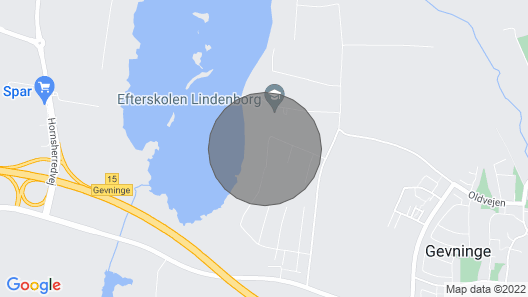 2 Bedroom Accommodation in Roskilde Map