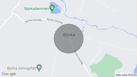 1 Bedroom Accommodation in Sjöbo Map