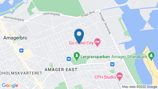 NORD Hotel Apartments Map