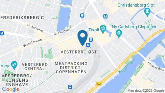Go Hotel Saga Map