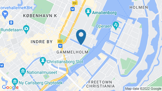 Hotel Bethel Map