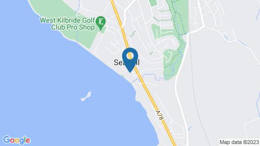 Seamill Hydro Hotel & Resort Map