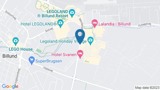 Hotel Propellen Map