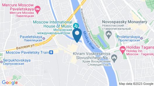 Katerina City Map