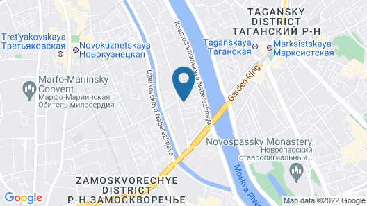 Axis.Moscow Island Map