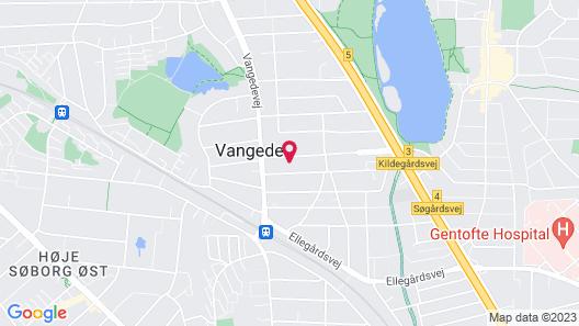 Fuglegårdsvej Map