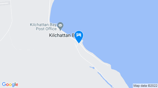Kilchattan Bay Holiday Home Map