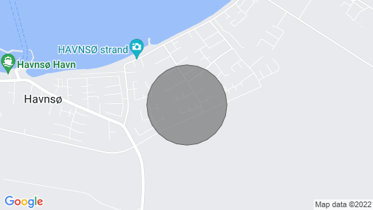 3 Bedroom Accommodation in Føllenslev Map
