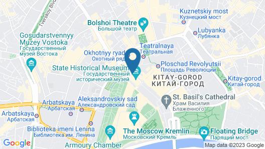 Kvartira N3 Map