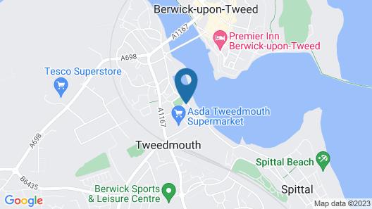 The Rob Roy Inn Map