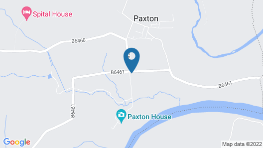 Glampotel Paxton House Map