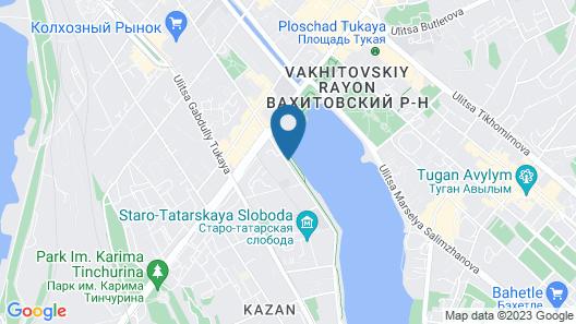 TatarInn Map