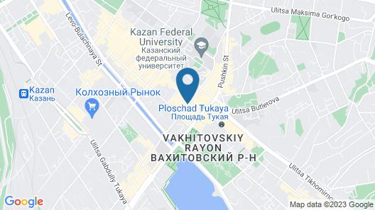 Shalyapin Palace Hotel Map