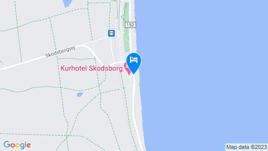 Kurhotel Skodsborg Map