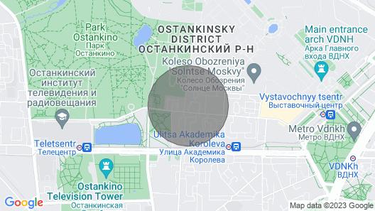 Приглашаю гостей провести свой отпуск или деловую поездку в в Москве! Map
