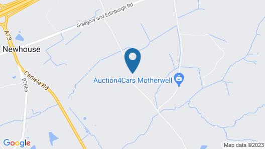 Ridgeland House Map