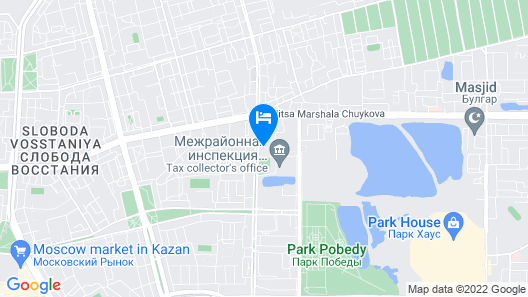 Novinka Map