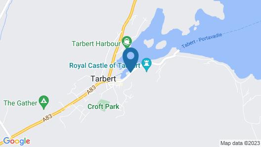 Anchor Hotel Map