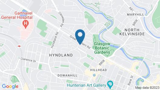 The Belhaven Map