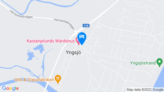 Kastanjelunds Wärdshus Map