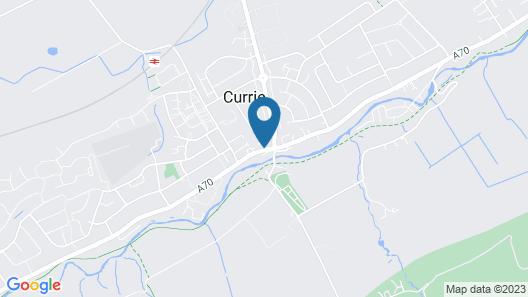 Riccarton Inn Map