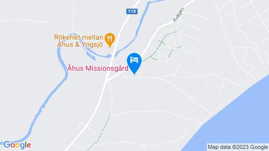 Åhus Missionsgård Map