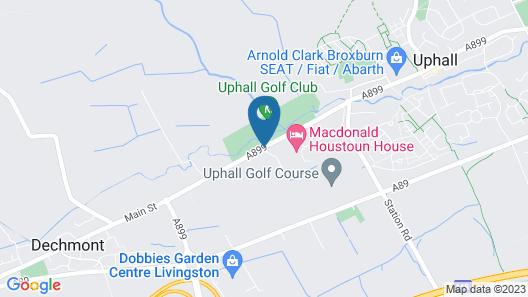 Macdonald Houstoun House Map