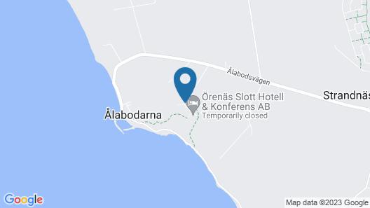 Örenäs Slott, Hotell & Konferens. Map