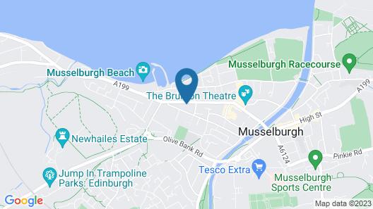 Ravelston House Map
