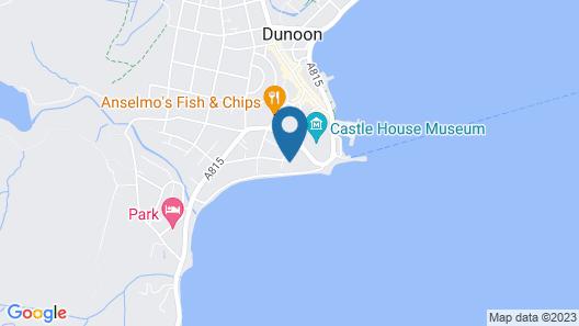 OYO The Esplanade Hotel Map