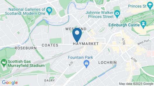 My Edinburgh Life Map