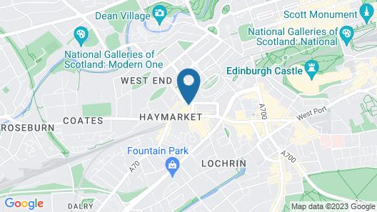 Destiny Scotland - Distillers House Map
