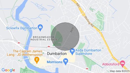 Dumbarton Hillview Apartment Map
