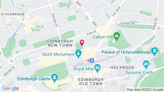 Cheval The Edinburgh Grand Map