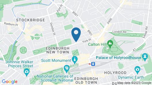 Sonder - Royal Garden Apartments Map