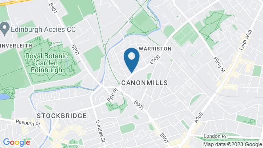 Beaverbank Place - Campus Residence Map
