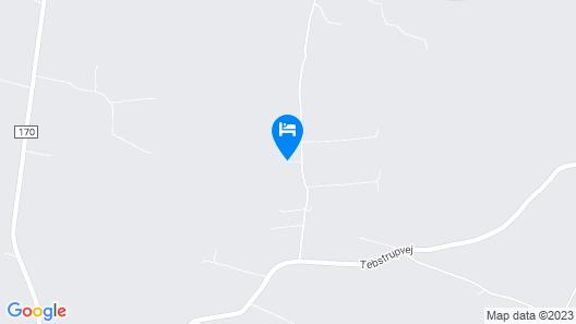 Lyngvej 16 B&B Map