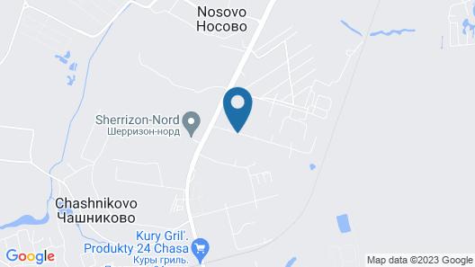 Hostel Geografiya Uspeha Map
