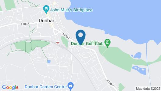 Dunmuir Hotel Map