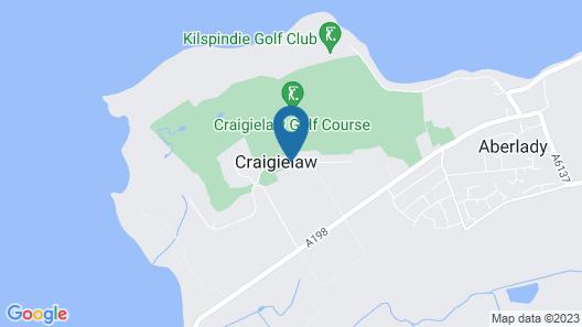 Green Craig Map