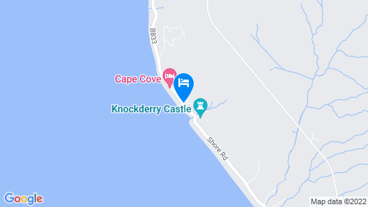 Knockderry Country House Hotel Map