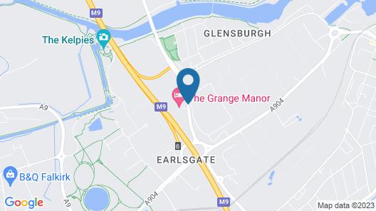 Grange Manor Map