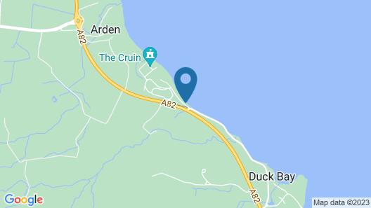 Auchenheglish Lodges - Wee Callanish Map