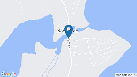 Norsminde Kro Map