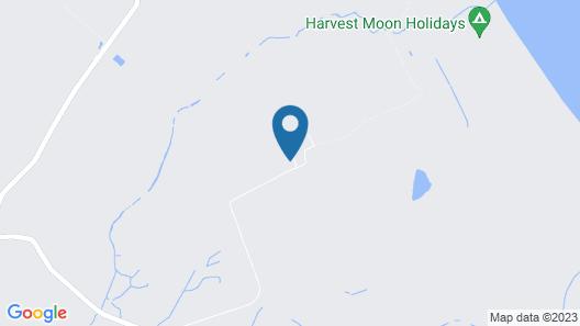 Harvest Moon Treehouse Map
