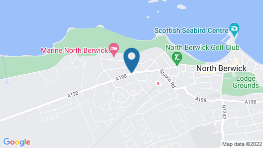 Nether Abbey Hotel Map